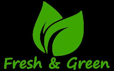 logo freshandgreen