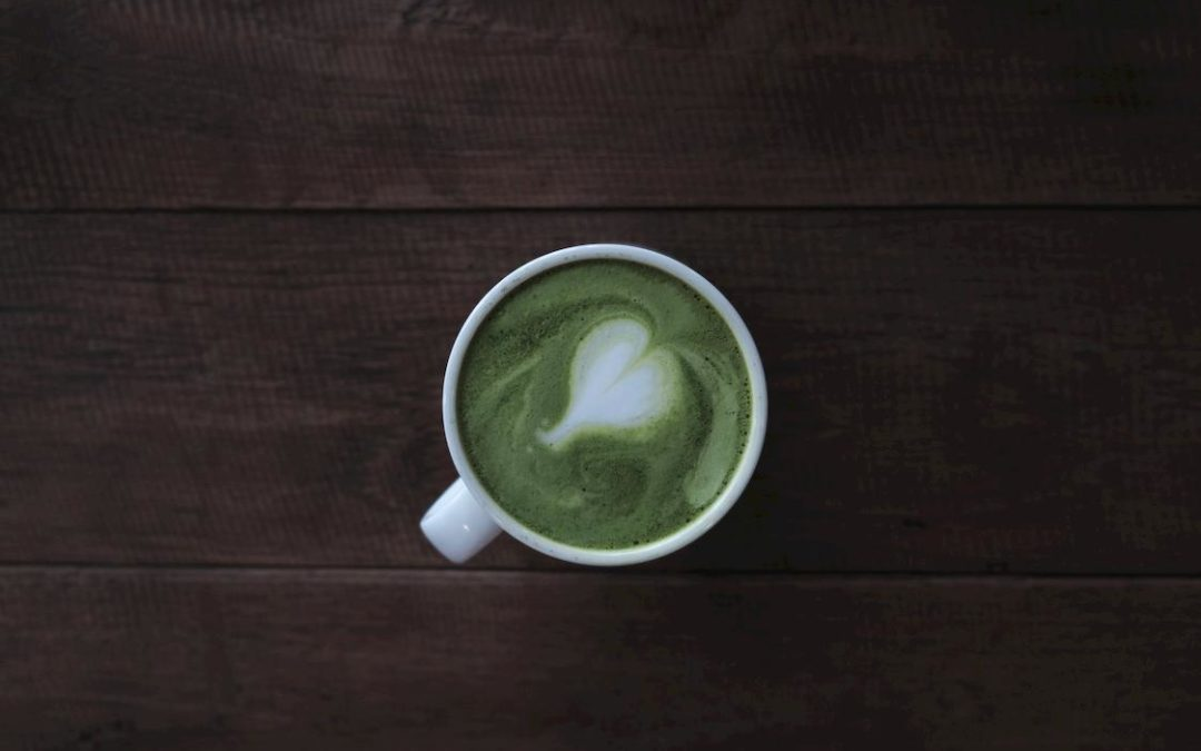 Herbata matcha chroni serce przed chorobami