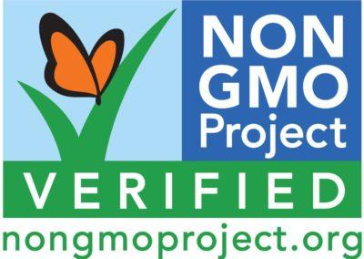 Non-GMO Project verification label