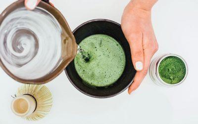 Herbata matcha: temperatura i jakość wody mają znaczenie